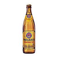 """Пиво світле """"Пауланер Хель"""" Paulaner Hell 0,5л"""