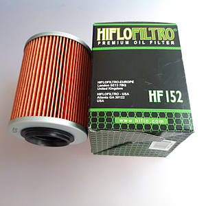 Масляный фильтр для квадроцикла СF Moto 450, X4, X5, X8, Z8 BRP,  Can An Hiflo HF152
