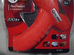 Клеевой пистолет Intertool RT-1017 200Вт, фото 3