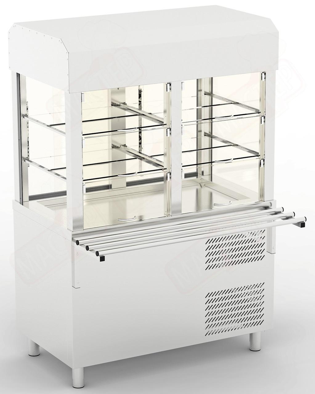 Витрина холодильная CD-1,2  1200х700х1800