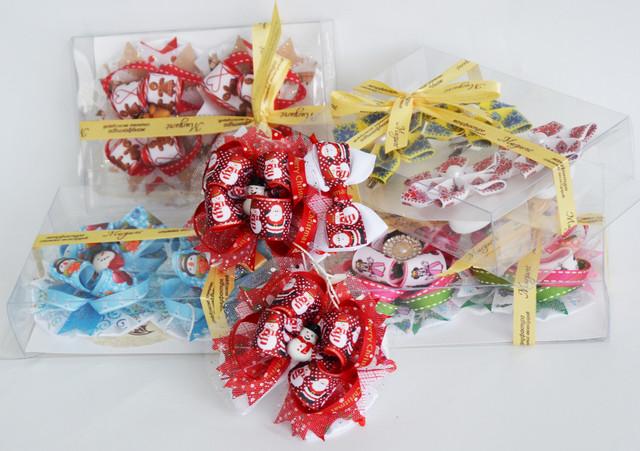 Новогодние сувениры от украинских производителей