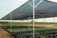 Затеняющая сетка 70% 4м*5м
