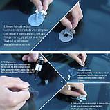 Набор клей инструмент для удаления сколов и трещин на лобовом стекле, полимерный, фото 8