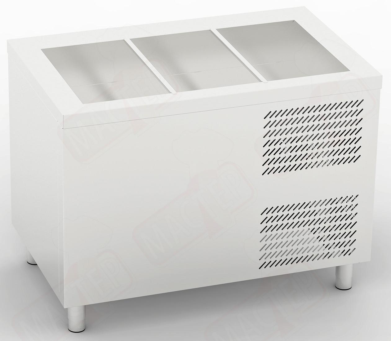 Прилавок(вітрина) холодильний CD-4GN1/1 1455х700х850