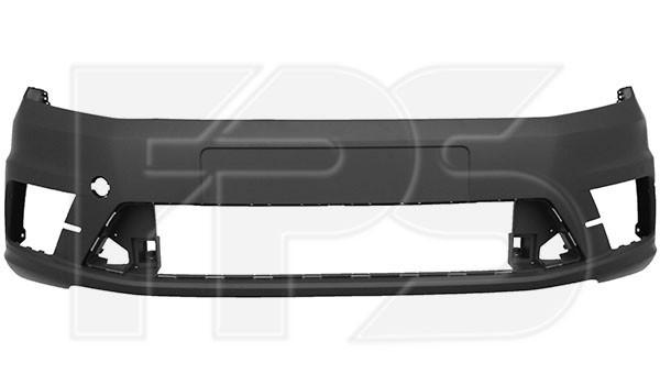 Передний бампер VW Caddy III c 2015 (FPS)