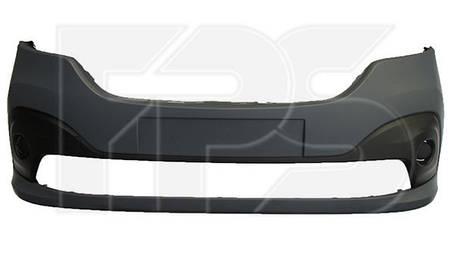 Передний бампер Renault Trafic 2014- (FPS) 620224925R, фото 2