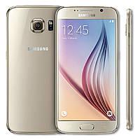 "Смартфон Samsung Galaxy S6 SM-G920P 3/32GB CDMA/GSM Gold, 16/5Мп, 5.1"" AMOLED, 1sim, 4G (LTE), 2550mAh, фото 1"