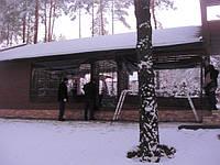 Початок зимового сезону: перші об'єкти