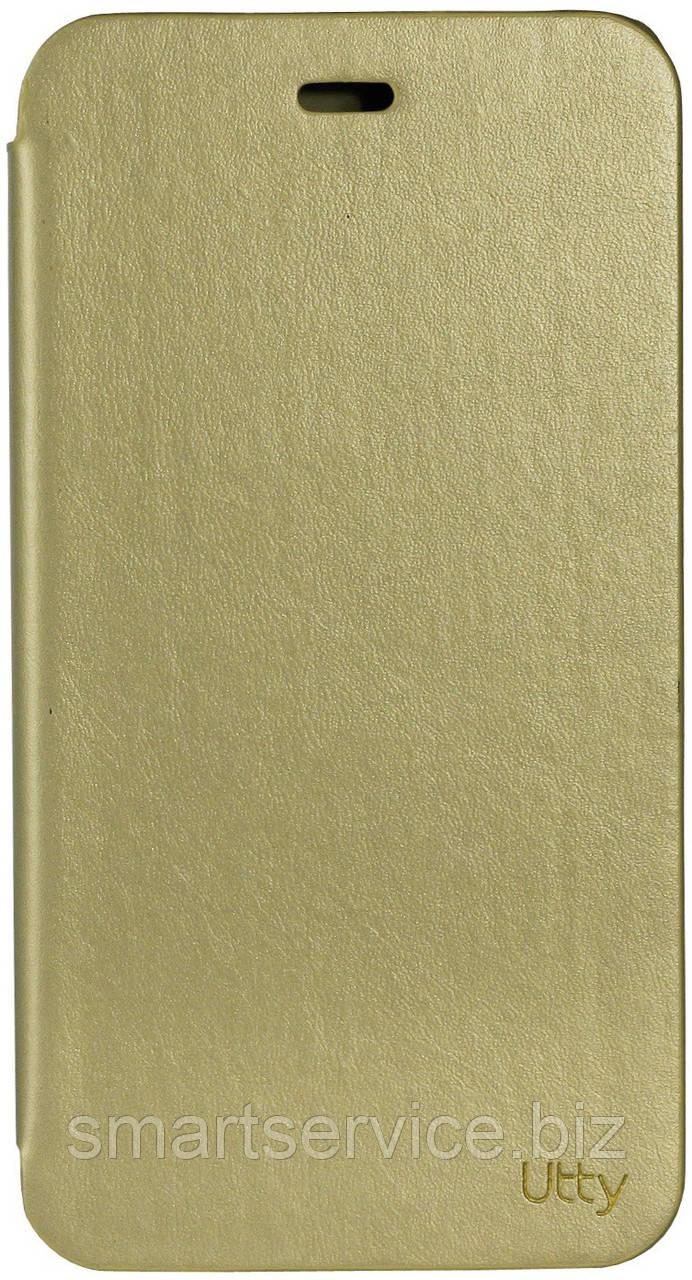 Чехол Utty Book-case Gold для Xiaomi Redmi 4A