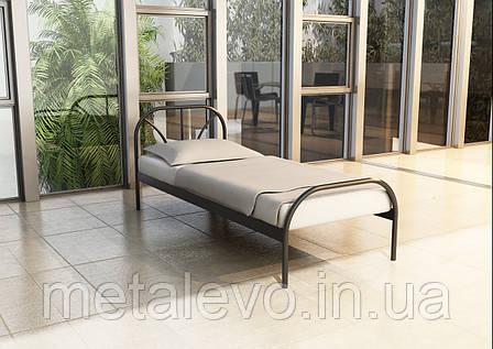 Односпальная металлическая кровать РЕЛАКС (RELAX) ТМ Метакам, фото 2