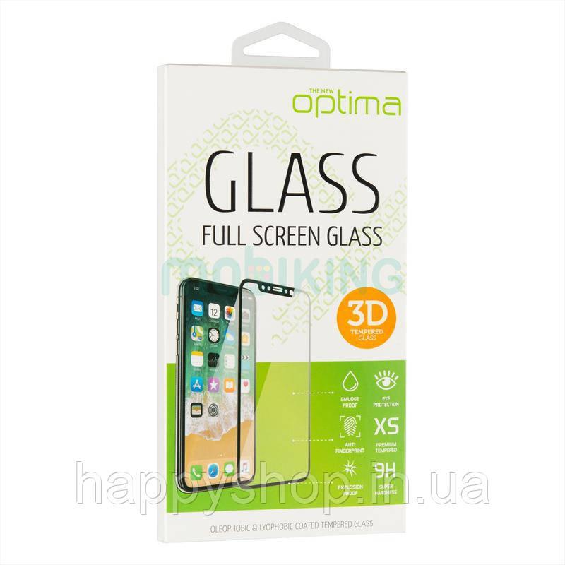 Защитное стекло для Xiaomi Redmi note 4x (White) Full Screen Full Glue (проклеивается по всей площади)