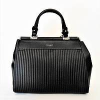 Женская сумочка DAVID DJONES черного цвета UUE-207006, фото 1