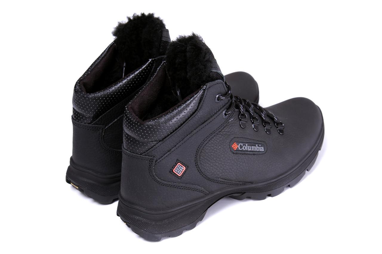 Мужские кожаные зимние ботинки Columbia Track Control 6