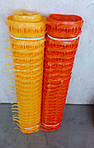 Сітка пластикова Аварійна А-80 1*50м, фото 4