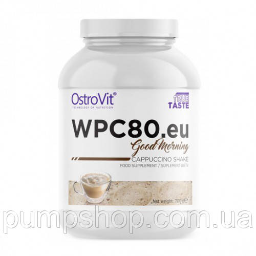 Протеин Ostrovit Wpc80 Good Morning-700 грамм