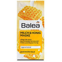 Питательная маска для лица Balea Milch & Honig Maske 2шт х 8 мл