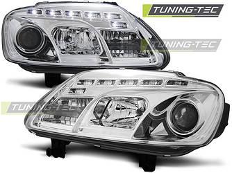 Передние фары VW Caddy тюнинг оптика