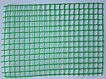 Сетка пластиковая декоративная Клевер Д 10 Зеленая, фото 3