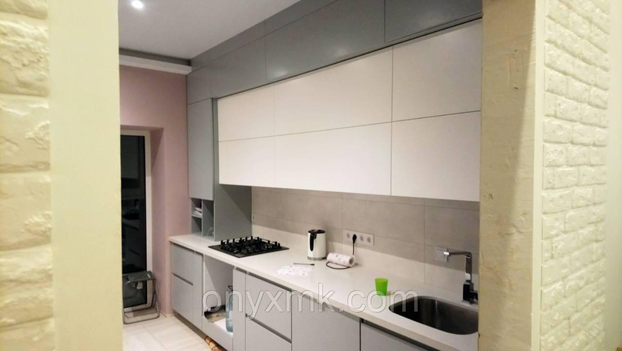 Встроенная кухня и пенал