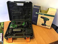 Шуруповерт аккумуляторный Craft-tec PXCD-182Li. Крафт-Тек