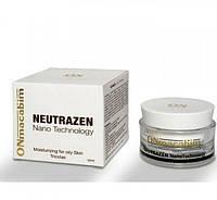Дневной увлажняющий крем для жирной кожи Onmacabim Neutrazen Tricolas Moisturizing for Oily Skin