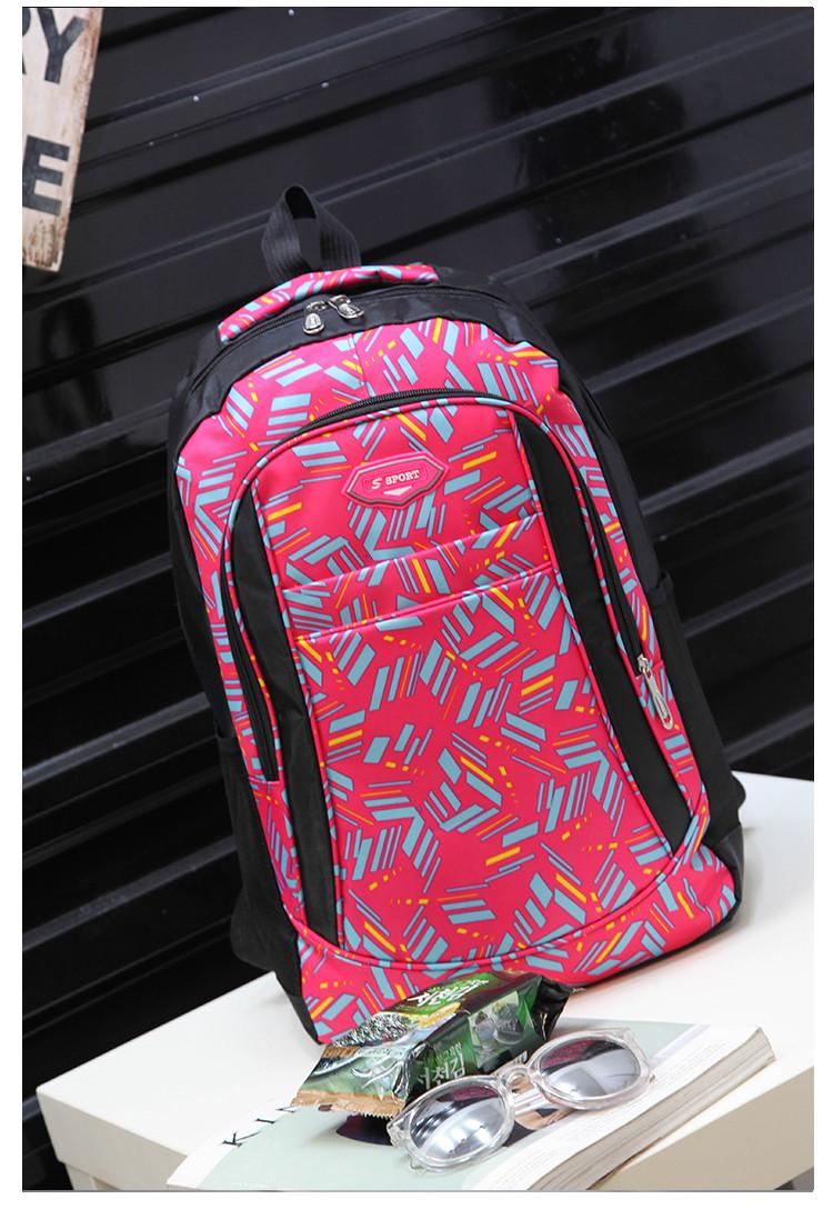 Распродажа.Рюкзак школьный подростковый, повседневный принт водоотталкивающее покрытие