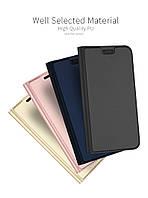 Кожаный чехол книжка Kiwis на Samsung Galaxy A9 2018 (4 цвета)