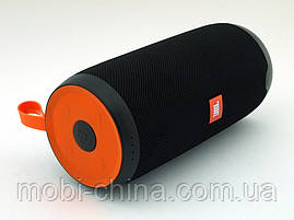 JBL BT-6006 16W копія, портативна колонка з Bluetooth FM MP3, чорна, фото 3