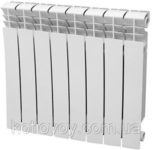 Секция радиатора биметаллического AQUAVITA
