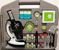 """Микроскоп для """"Знайки"""" от 8 лет и до 8 лет с родителями"""