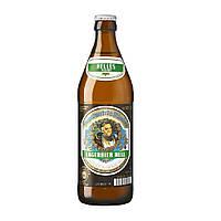 """Пиво світле """"Аугустінер Хель"""" Augustiner Hell 0,5л, Німеччина, Баварія"""