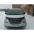Дефлектор капота, мухобойка Hyundai H1/Grand Starex 2007- VIP