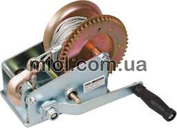 Лебедка ручная MIOL 80-461 (1361кг или 3000lbs, стальной трос)