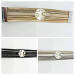 Кожаные женские браслеты на магнитах, магнитные браслеты оптом в Украине. Бижутерия оптом RRR.