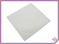 Термопрокладка силиконовая для ноутбука Halnziye (100*100*1.5mm, 4W/m-K) Серая. Применяется для передачи тепла от чипа к радиатору. Рабочая