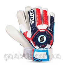 Вратарские перчатки для детей SELECT 04 Hand Guard  (с защитой пальцев)