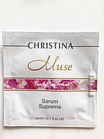 Пробник детокс-сыворотка Суприм MUSE SERUM SUPREME Christina 3 мл