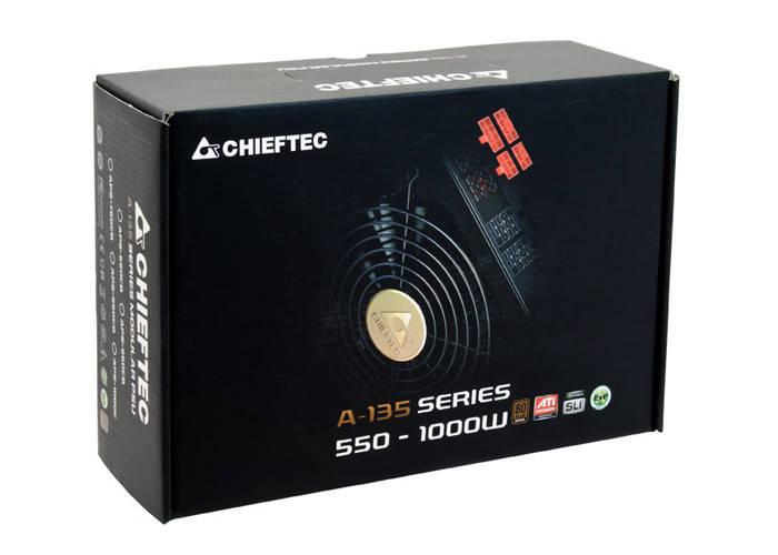 """Блок питания Chieftec APS-850CB Bronze """"Over-Stock"""""""