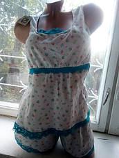 пижамка р.44   для кормящей беременной мамочки, фото 2
