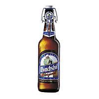 """Пиво """"Монхсхоф Орігіналь"""" Mönchshof Original 0,5л, Німеччина, Баварія"""