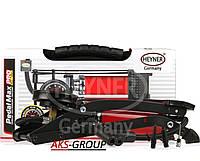 Насос Heyner 225000 PedalMax PRO ножной двухцилиндровый усиленный