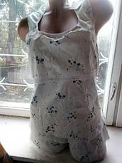 пижамка р.44   для кормящей беременной мамочки, фото 3