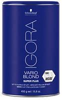 IGORA Vario Blond Extra Power Беспылевой порошок, осветление до 8 уровней (белый) 450 г