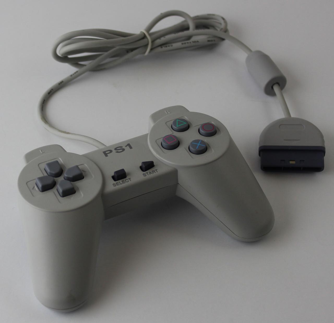 Проводной джойстик для PS1