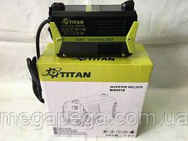 Зварювальний інвертор TITAN BIS251E
