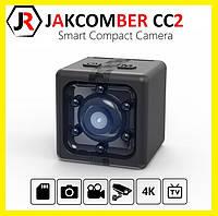 Мини камера JAKCOMBER CC2, видеоняня, видеорегистратор, компактная видеокамера. Бесплатная Доставка!