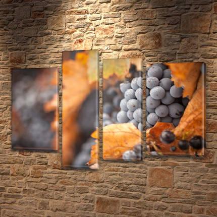 Модульные картины, на ПВХ ткани, 65x85 см, (40x20-2/65х18/50x18), фото 2