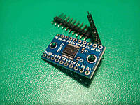 8-канальный двунаправленный преобразователь логических уровней  чип TXS0108Е, фото 1