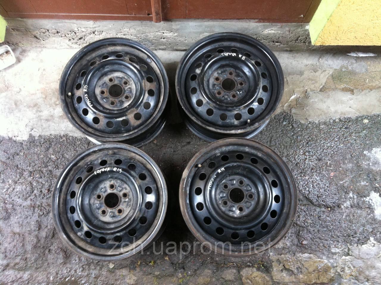 Колесные диски Toyota