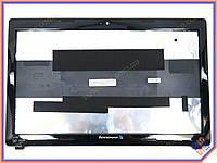 Корпус для ноутбука Lenovo G580, G585 (Версия 1) (Крышка матрицы с рамкой). Оригинальная новая!